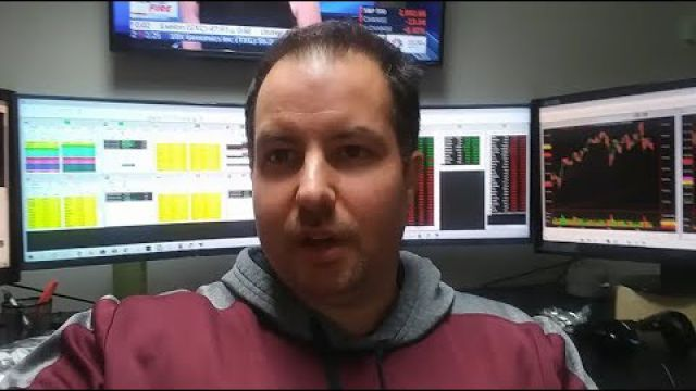 Live - Master Trader Gareth Talks About Scary Fed Intervention